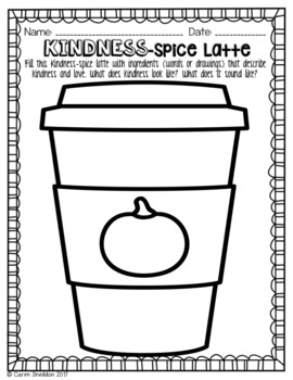 Pumpkin Spice and Everything Nice: Kindness, Love, and