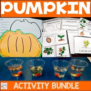 Pumpkin Life Cycle Science Activities
