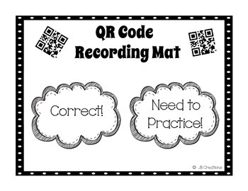 QR Activity: Author's Purpose task card game (3rd, 4th