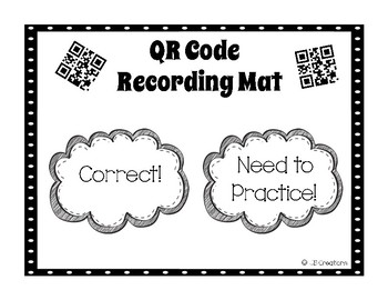 QR Activity: First and Second Hand Account task card game