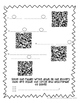 Plant and Animal Cell QR Code Scavenger Hunt by Sweet Dee