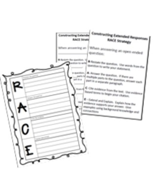 RACE Strategy Pack- Introductory Presentation, Posters
