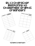 Character Response To Challenges Worksheets & Teaching