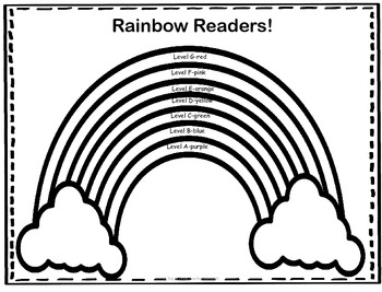 Rainbow Readers: High Frequency & Sight Words by Guided