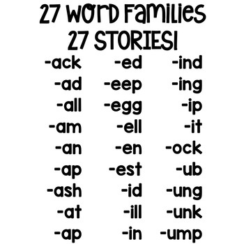 Phonics Reading Passages for Fluency & Comprehension