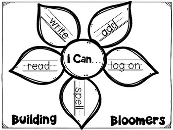 Leo the Late Bloomer Reader's Response by First Grade Joy
