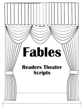 Readers Theater Scripts: Fables by May the Fourth Be With