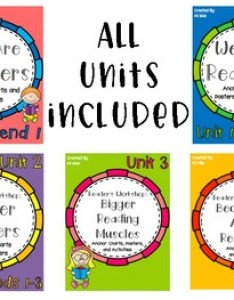 Readers workshop anchor chart units bundled also by ali mills tpt rh teacherspayteachers