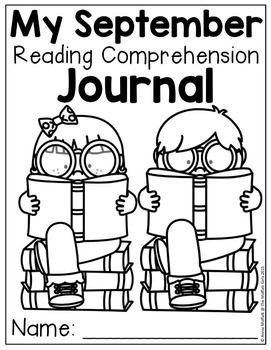 Reading Comprehension Checks for September (NO PREP) by
