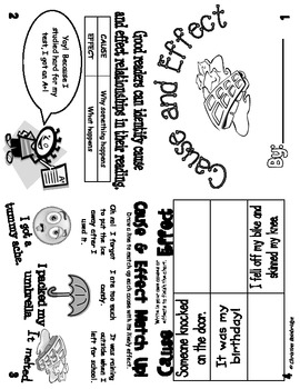 Reading Comprehension Flippy Books Pack 2 by Christina