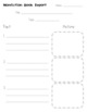 Reading Comprehension Graphic Organizers Pack by