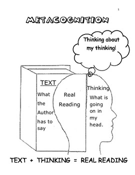 Reading Comprehension Strategy Notes Packet by Kallie