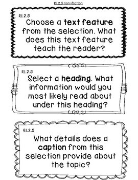 Reading Exit Tickets Common Core Aligned by Sharp in
