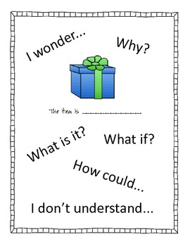Reading: Great Questions Unlock Many Doors (Common Core 1