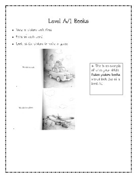 Reading Level Descriptors A/1-M/28 by First Grade Fun-atic