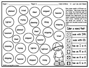 Reading Street GRADE 2 Spelling (Units 5 & 6): Color-A