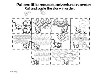 One Little Mouse Companion Packet by The Multicultural
