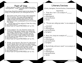 (New and Improved) Reading Test Prep Study Guide by The