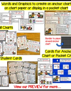 Reading workshop anchor chart finger tips for choosing  just right book also rh teacherspayteachers