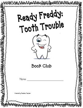 Ready Freddy: Tooth Trouble Book Club by Realistic Teacher