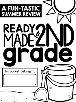 Summer Review for 1st Graders Entering 2nd Grade by