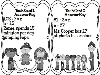 Equally Speaking... Divide It Up! Real World Word Problems
