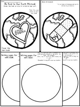 April Print & Go Intermediate Math & Literacy Pack