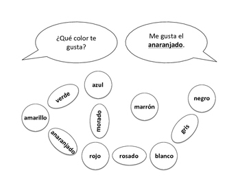 Resources for Teaching Colors and The Color Wheel in
