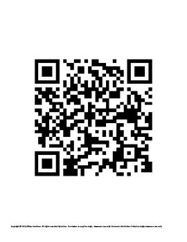 Respiratory System QR Scave... by Texas Science Gal