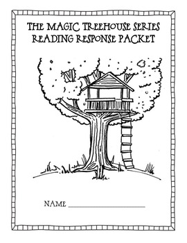 Response Packet for The Magic Tree House series by Joanna