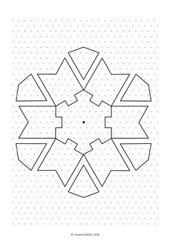 Rotational Symmetry – Art activity