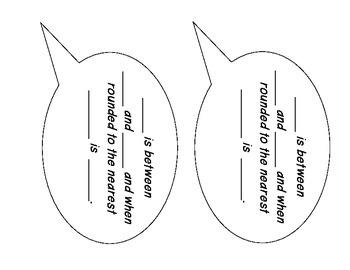 Rounding Decimals Card & Dice Game (VA SOL 5.2) by Flip