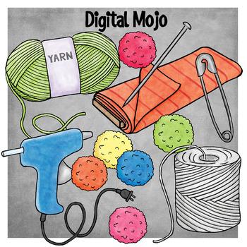Stem Craft Supplies Clipart By Digital Mojo Teachers Pay Teachers