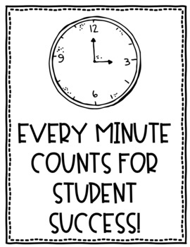 School Attendance Program, Awards, Bulletin Board, Every