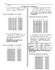 Science STAAR Calculations and Griddable Practice by
