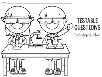 Scientific Method: Testable and Non-Testable Questions