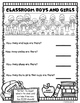 2nd Grade Back to School Math Packet by The Lifetime