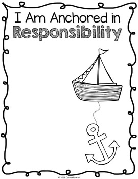 Responsibility Classroom Guidance Lesson by Counselor Keri