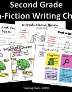 Second grade non fiction writing anchor charts lucy calkins inspired also expository teaching resources teachers pay rh teacherspayteachers