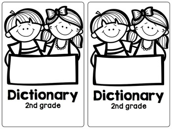 Second Grade Student Dictionary for Irregular Words {120
