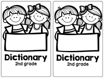 Second Grade Student Dictionary for Irregular Words {120