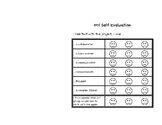 Student Self Evaluation Rubric For Writing Teaching