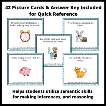 Semantic Absurdities Task Cards For Reasoning What S