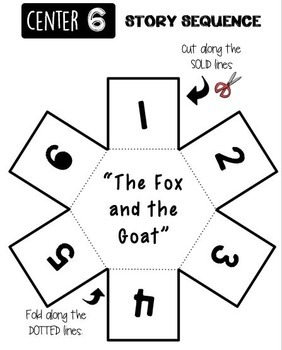 Sequencing Learning Centers: 6 Fun Learning Stations on