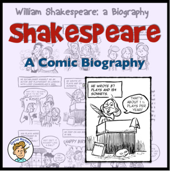 An Introduction to Shakespeare: Shakespeare Comics by