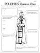 Shakespeare's Hamlet Characterization Activity