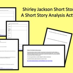 The Lottery By Shirley Jackson Plot Diagram Yamaha 150 Outboard Wiring Short Story Analysis Activity Charles Witch Original 193219 1 Jpg