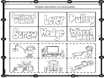 Simple Machines for the Elementary Student by Teacher