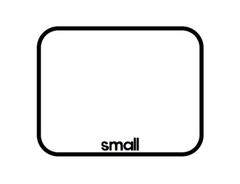 Simple Sorting Mats by Jonelle Bell A Place Called