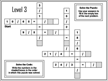 Simplifying Fractions Activity: Escape Room Math: Reducing